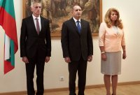 Президентът Румен Радев поиска оставката на началника на НСО