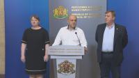 Томислав Дончев: Няма да искаме оставката на президента