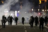Поредна нощ на безредици при протестите в Сърбия