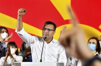 СДСМ на Зоран Заев печели изборите в Северна Македония с малка преднина пред ВМРО-ДПМНЕ