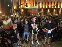 снимка 1 Осми пореден ден на протести в София