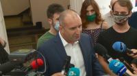 Радев: Никакви прегрупирания не могат да спасят оставката на правителството