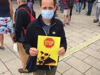 снимка 2 11-ият ден на протести в София премина мирно