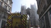 Задържаха доброволец за палежа на катедралата в Нант