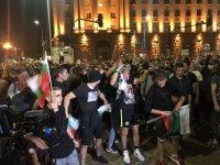 снимка 2 Осми пореден ден на протести в София