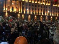 снимка 4 Осми пореден ден на протести в София