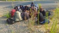 Двама мъже задържани и обвинени за трафик на хора край Свиленград