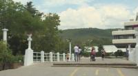 Драстичен спад на туристи в Сандански