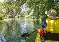 снимка 8 С каяк и водно колело по река Златна Панега (СНИМКИ)