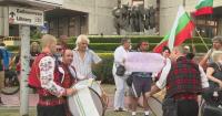 Протести във Варна, Русе и Пловдив