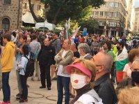 снимка 3 11-ият ден на протести в София премина мирно