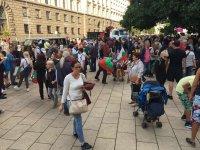 снимка 1 11-ият ден на протести в София премина мирно