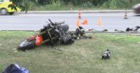 29-годишен моторист загина при тежка катастрофа