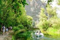 снимка 4 С каяк и водно колело по река Златна Панега (СНИМКИ)