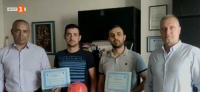 Младежи от Русе предотвратиха кражба от малолетна