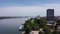 В Русе вече пръскат срещу комарите и от река Дунав