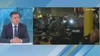 Христо Терзийски: На 4 лица са повдигнати обвинения за нападението на втората сграда на НС
