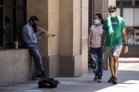 COVID Рекорд в САЩ за ден : 67 000 заразени с коронавирус