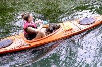 снимка 15 С каяк и водно колело по река Златна Панега (СНИМКИ)