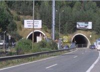 """Ограничават движението в тунел """"Витиня"""" от 22 ч. днес до 5 ч. утре"""