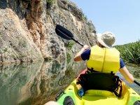 снимка 19 С каяк и водно колело по река Златна Панега (СНИМКИ)