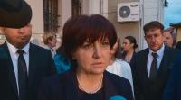 Цвета Караянчева: Ние сме готови да разговаряме с протестиращите
