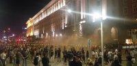 снимка 7 Осми пореден ден на протести в София