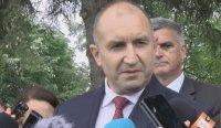 Румен Радев за рокадите в правителството: Това е опит за печелене на време