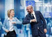 Шарл Мишел: Постигнахме историческа сделка