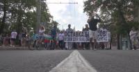 Протести в големите градове в страната