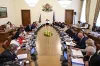 Министерският съвет заседава онлайн заради дезинфекция на сградата