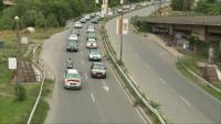 Протестно автошествие се проведе в Дупница