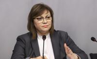 Нинова се извини на полицията за причинено неудобство пред БНТ