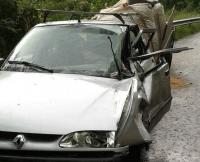 ТИР удари лек автомобил край Разлог, загина 54-годишен мъж