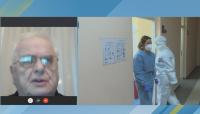 Акад. Гълъбов: Страната ни е в тройката европейски държави с най-висок процент на 100 000 заболели от COVID-19