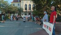 За поредна вечер протести и в Пловдив, Варна и Русе