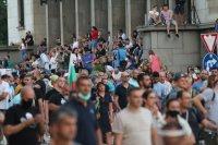 14-и ден на протести в София