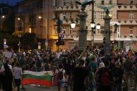 14-а поредна вечер на протести: Блокираха ключови кръстовища в столицата (обобщение)