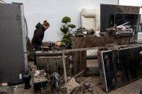 снимка 9 Наводнения, боклуци и разрушени пътища след урагана Хана в Мексико (Снимки)