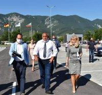 Борисов: С пътя Ботевград - Мездра инвеститорският интерес към региона ще стане още по-голям