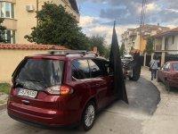 """снимка 2 Автошествието на майките от """"Системата ни убива"""" пристигна в Банкя"""