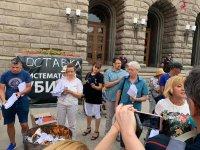 снимка 5 Мая Манолова запали протоколи от изборите пред ЦИК