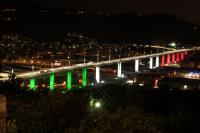 Откриват новия мост в Генуа