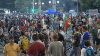 """22-и ден антиправителствен протест - остава палаткова блокада на Орлов мост и на бул. """"Цар Освободител"""""""