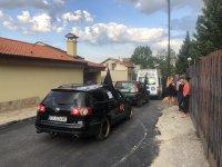 """снимка 3 Автошествието на майките от """"Системата ни убива"""" пристигна в Банкя"""