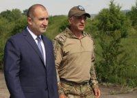 Емил Тонев назначен от президента за началник на НСО