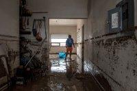 снимка 4 Наводнения, боклуци и разрушени пътища след урагана Хана в Мексико (Снимки)