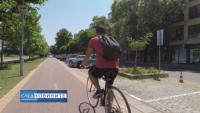 Поведението на велосипедистите на пътя