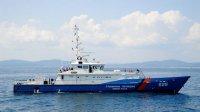 Спасителна операция за бедстващ кораб край Обзор