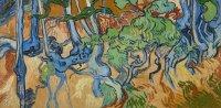 Часове преди да се самоубие Ван Гог рисува дърво. Откриха го